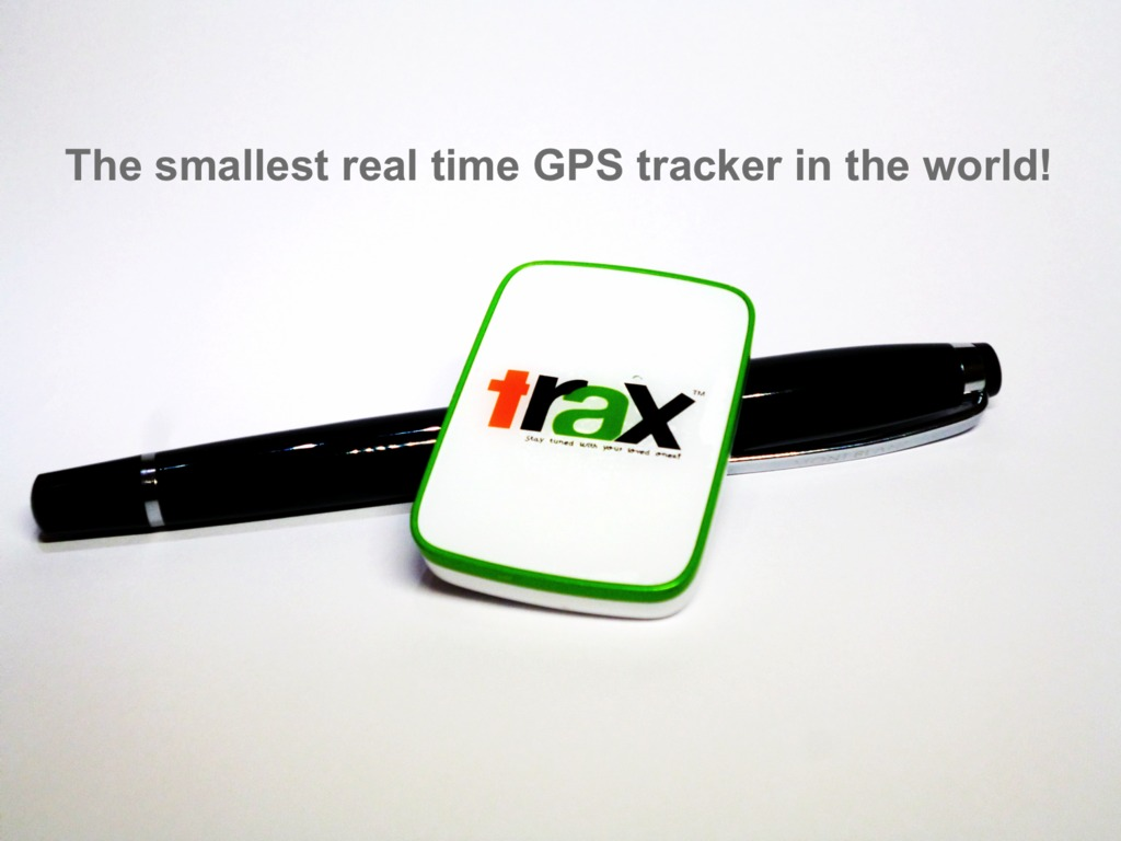 Trax: Next generation mini GPS tracker for Children and Pets's video poster