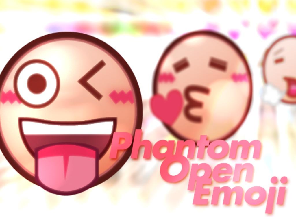 Phantom Open Emoji's video poster