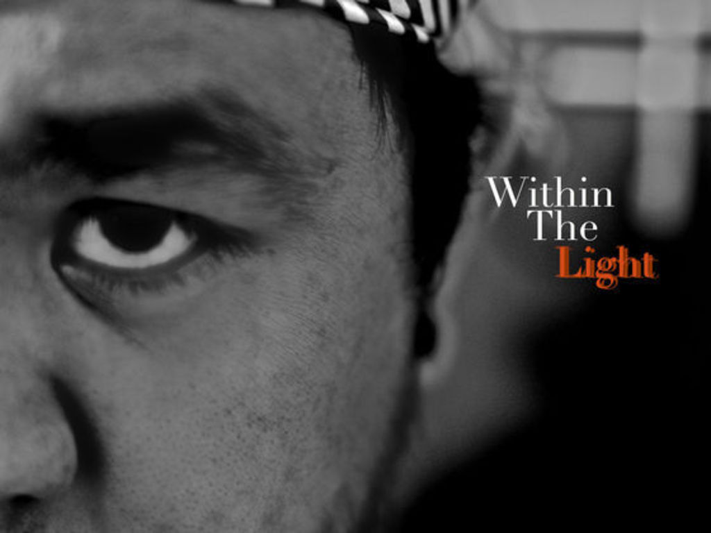 Within The Light: The metaphor film's video poster
