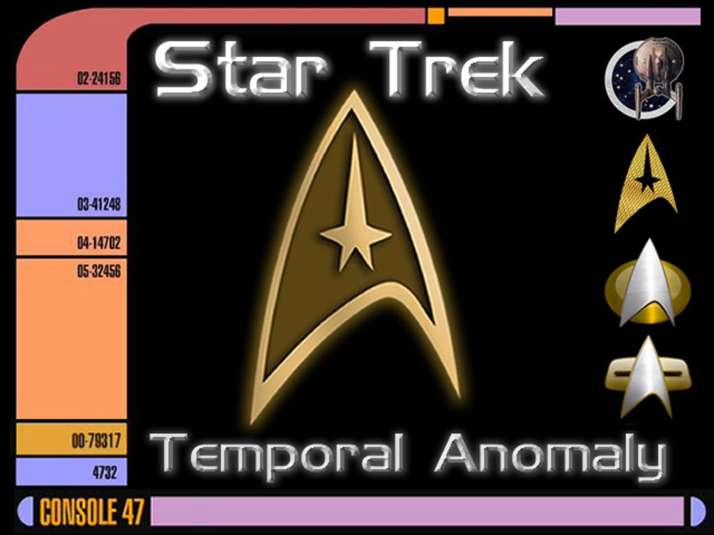 Star Trek: Temporal Anomaly (Fan Film)'s video poster