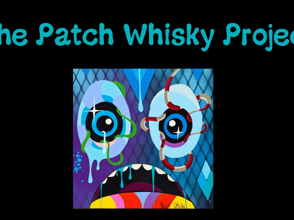 The Patch Whisky Project's video poster