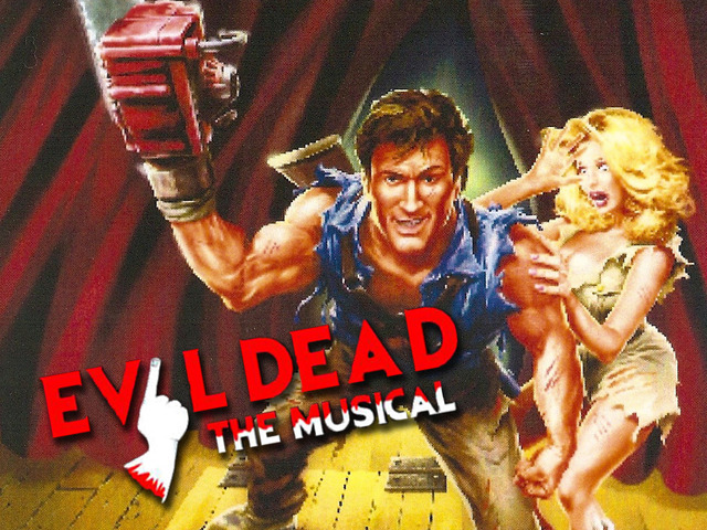 Bring evil dead the musical to las vegas by sirc michaels for Michaels arts and crafts las vegas