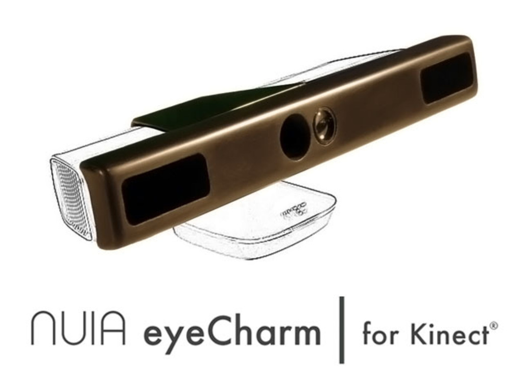 NUIA eyeCharm: Kinect® to eye tracking's video poster