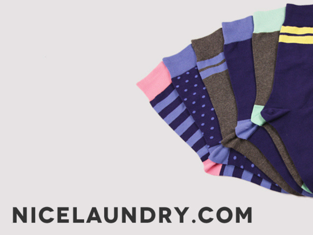 Nice Laundry: A Fresh Start for Your Sock Drawer's video poster