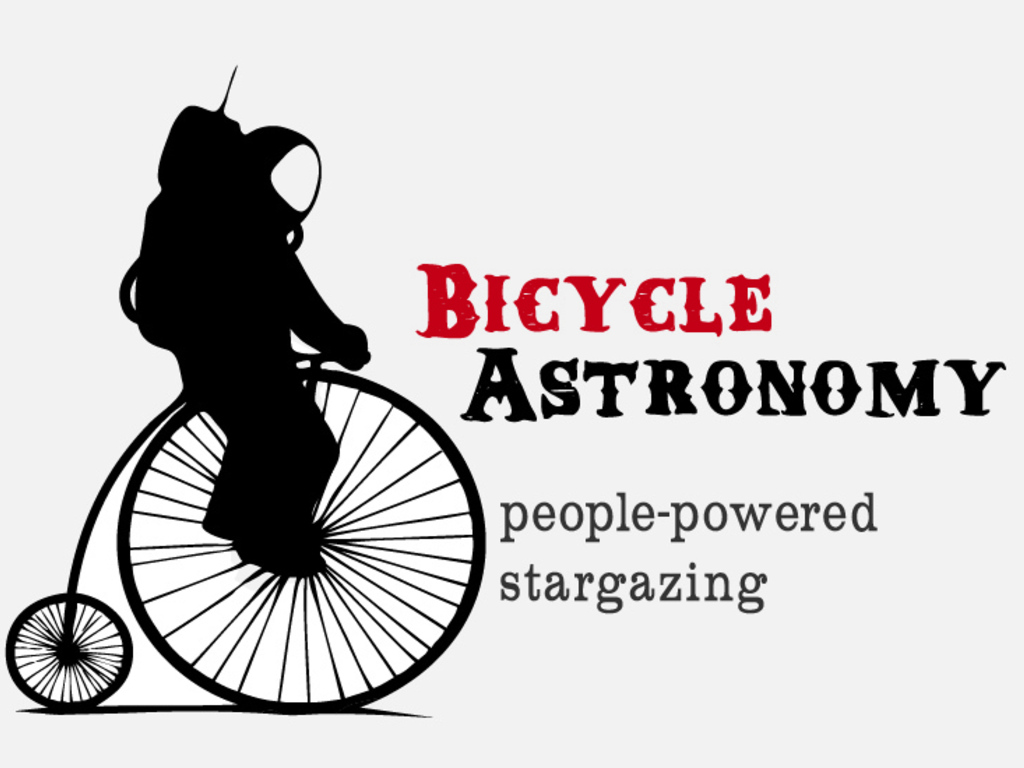 Bicycle Astronomy's video poster