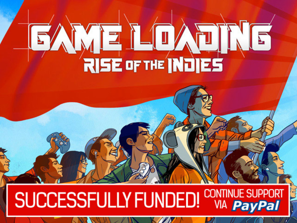 GAME LOADING: Rise Of The Indies's video poster