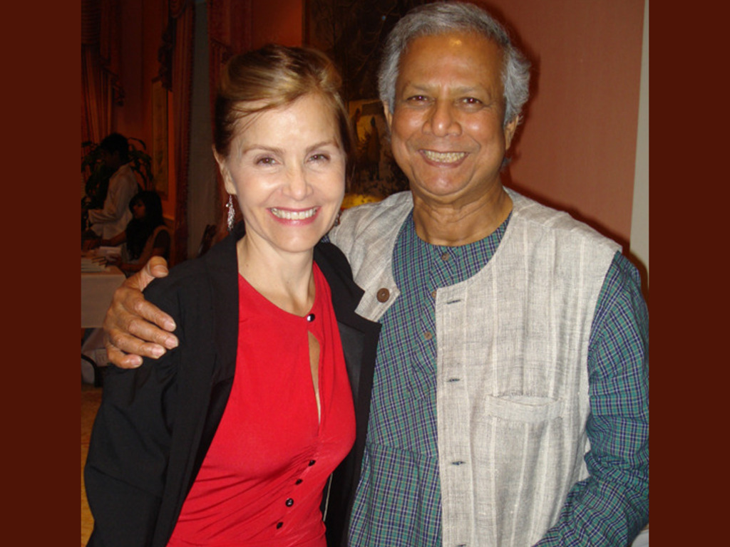 To Catch a Dollar: Muhammad Yunus Banks on America's video poster