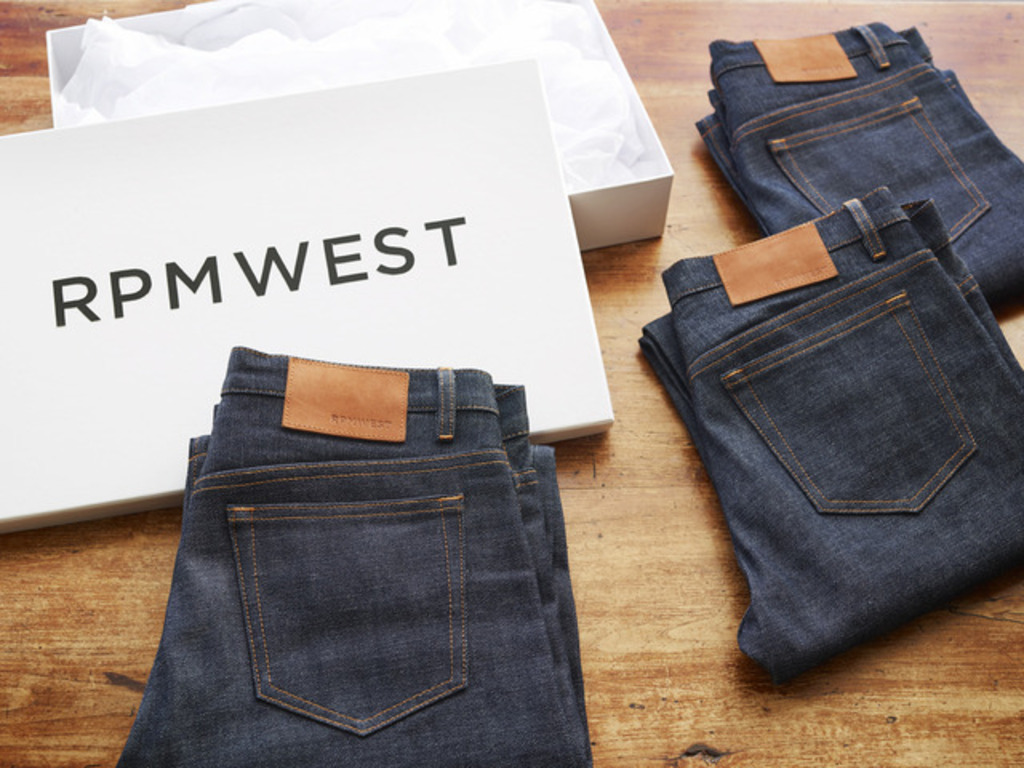 RPMWEST: Perfect Jeans, Delivered.'s video poster