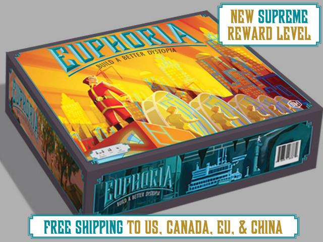 Euphoria Build A Better Dystopia Online