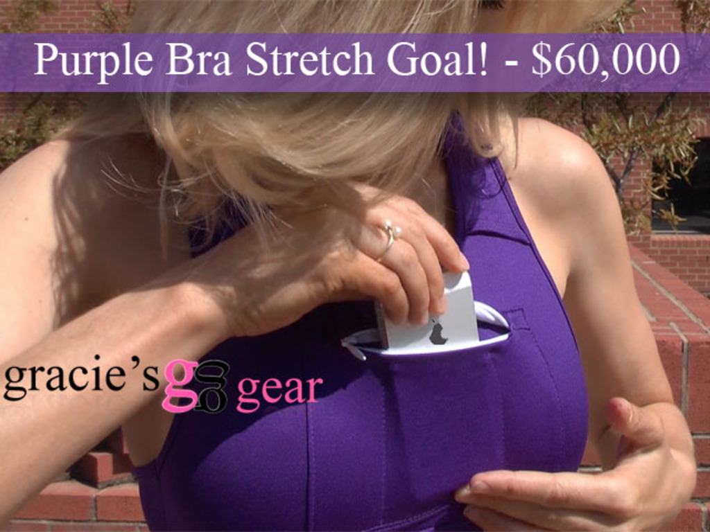 Gracie Gear & PowerPouch™ - Designed By And For Women's video poster