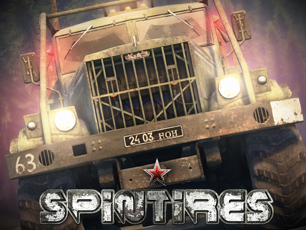 Spintires -- The ultimate off-road challenge!'s video poster