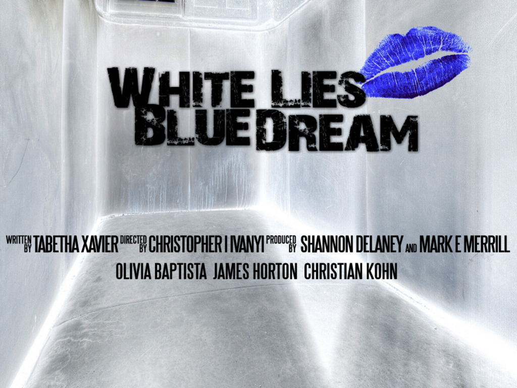 WHITE LIES, BLUE DREAM: A NEW SHORT FILM's video poster
