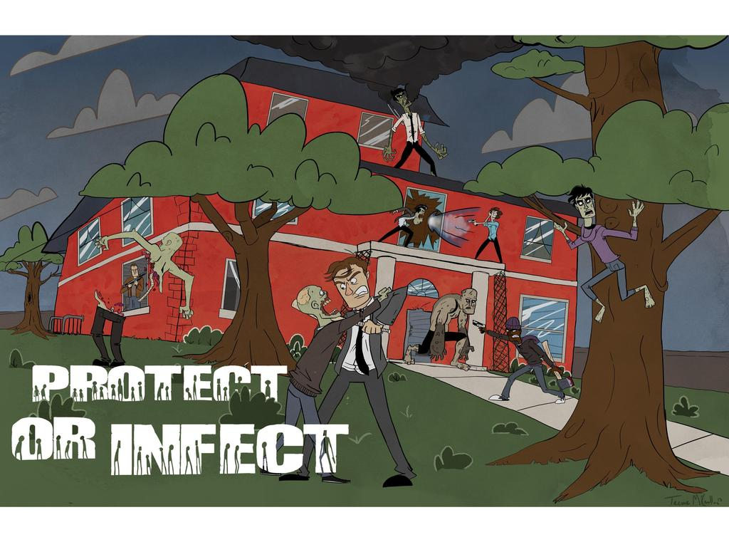 Protect or Infect's video poster