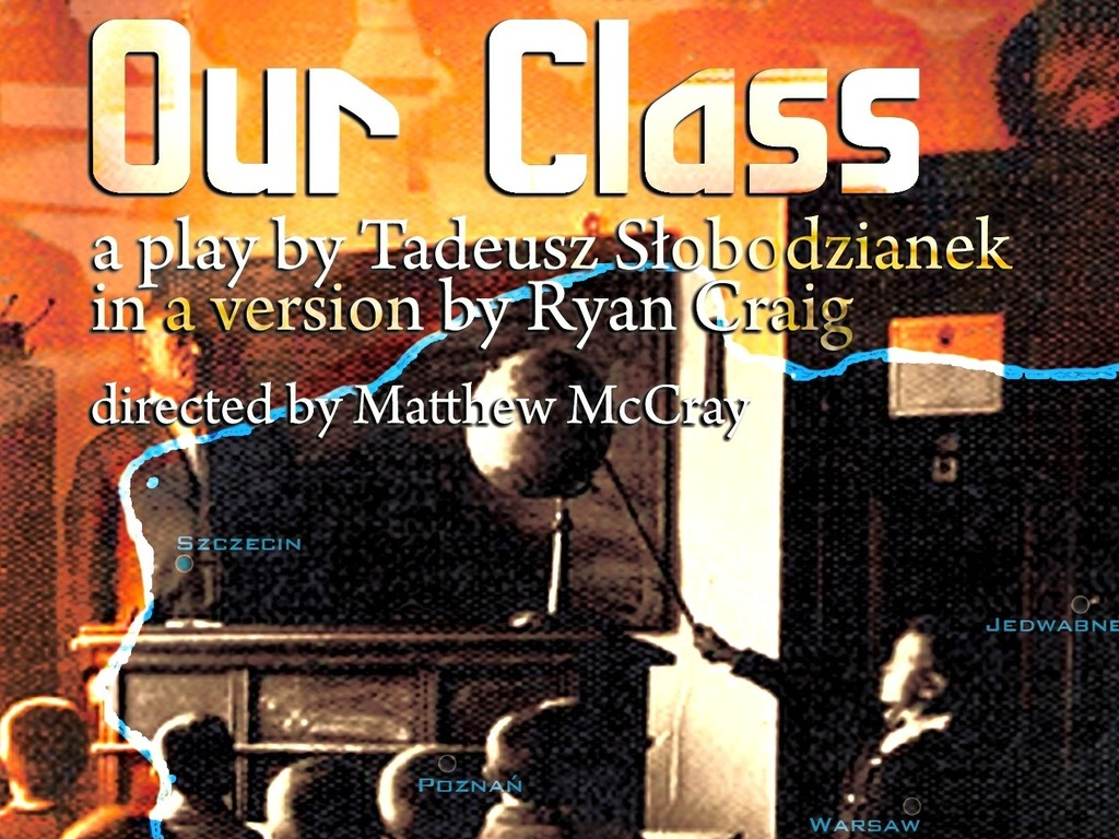 """""""OUR CLASS"""" American west coast premiere by Son of Semele's video poster"""
