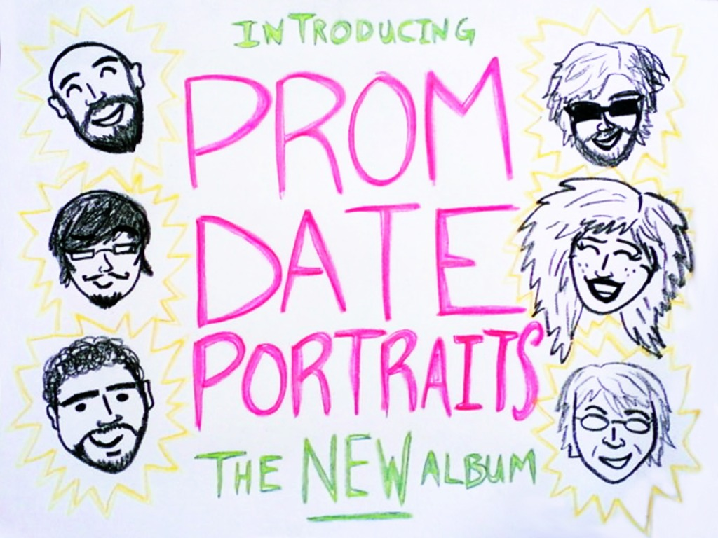 Portraits - The New Album!'s video poster