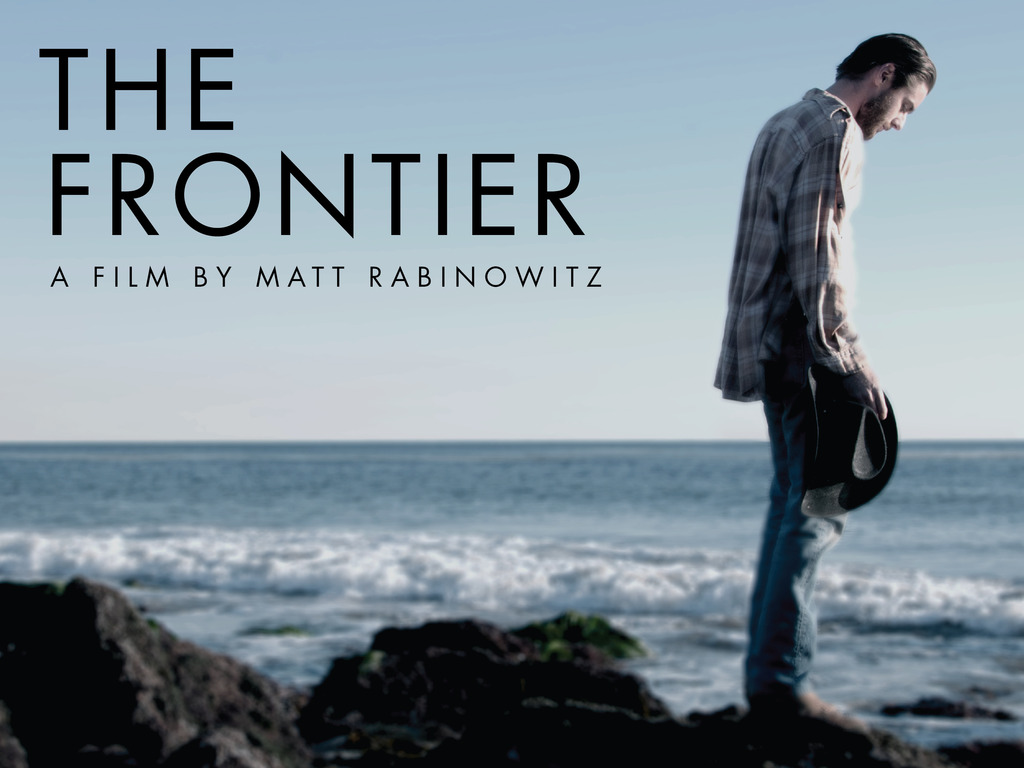 THE FRONTIER -  A Feature Film's video poster