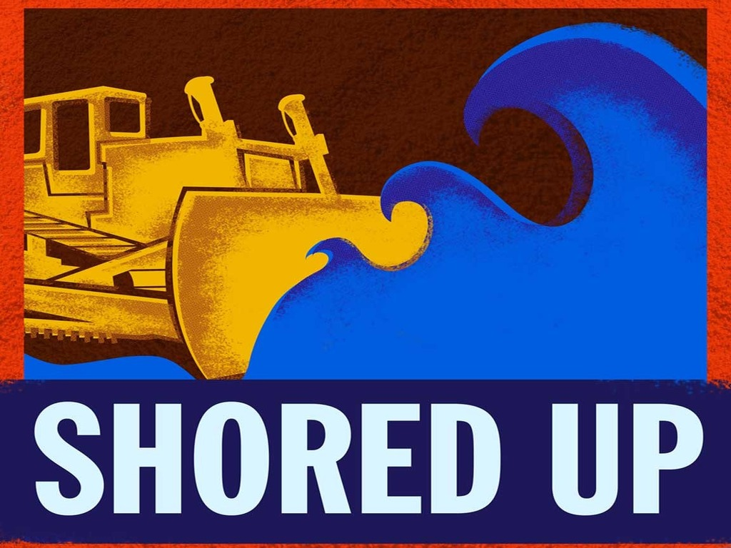 Shored Up's video poster