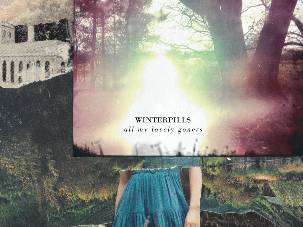 Vinylize the New Album by Winterpills!'s video poster