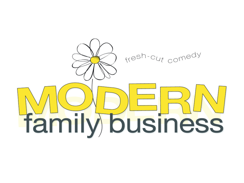 Modern Family Business: a fresh-cut comedy web series's video poster