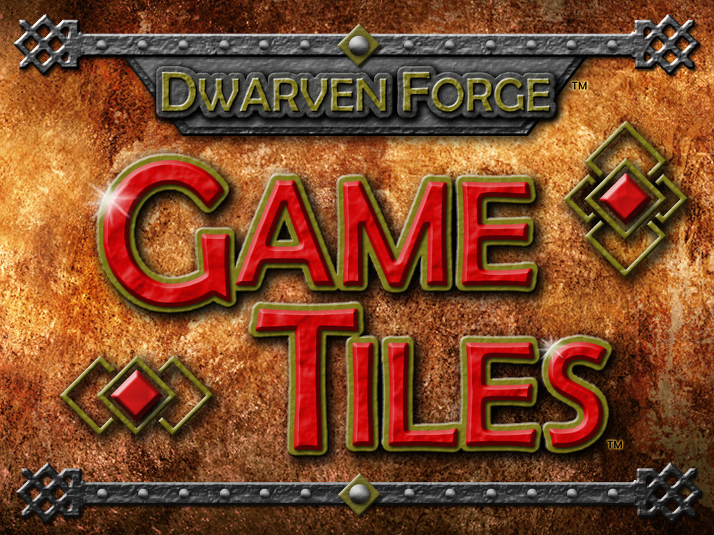 Dwarven Forge's Game Tiles: Revolutionary Miniature Terrain's video poster