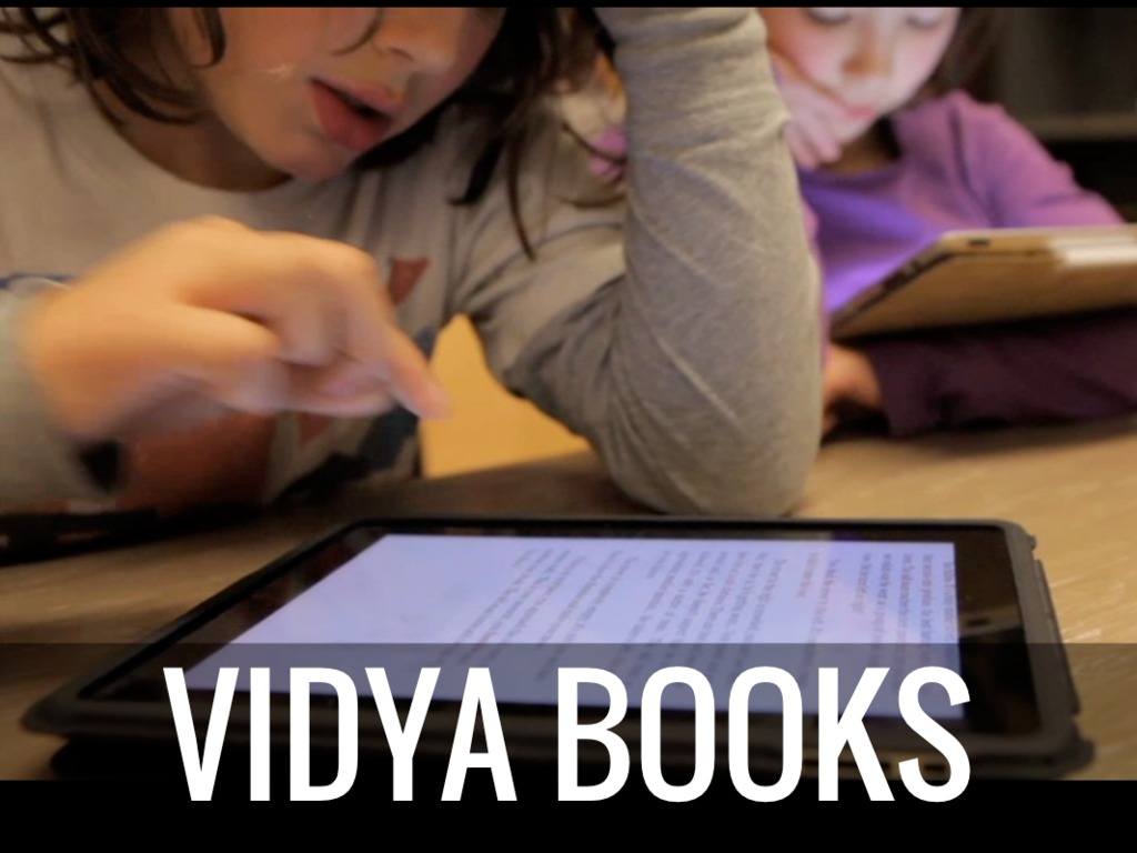 VIDYA BOOKS: the book, as reimagined by video game makers.'s video poster