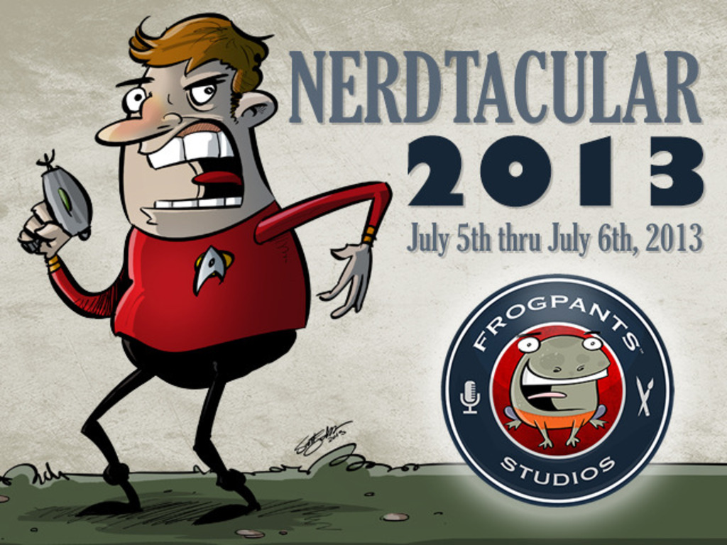 The Nerdtacular 2013 Fan Event!'s video poster