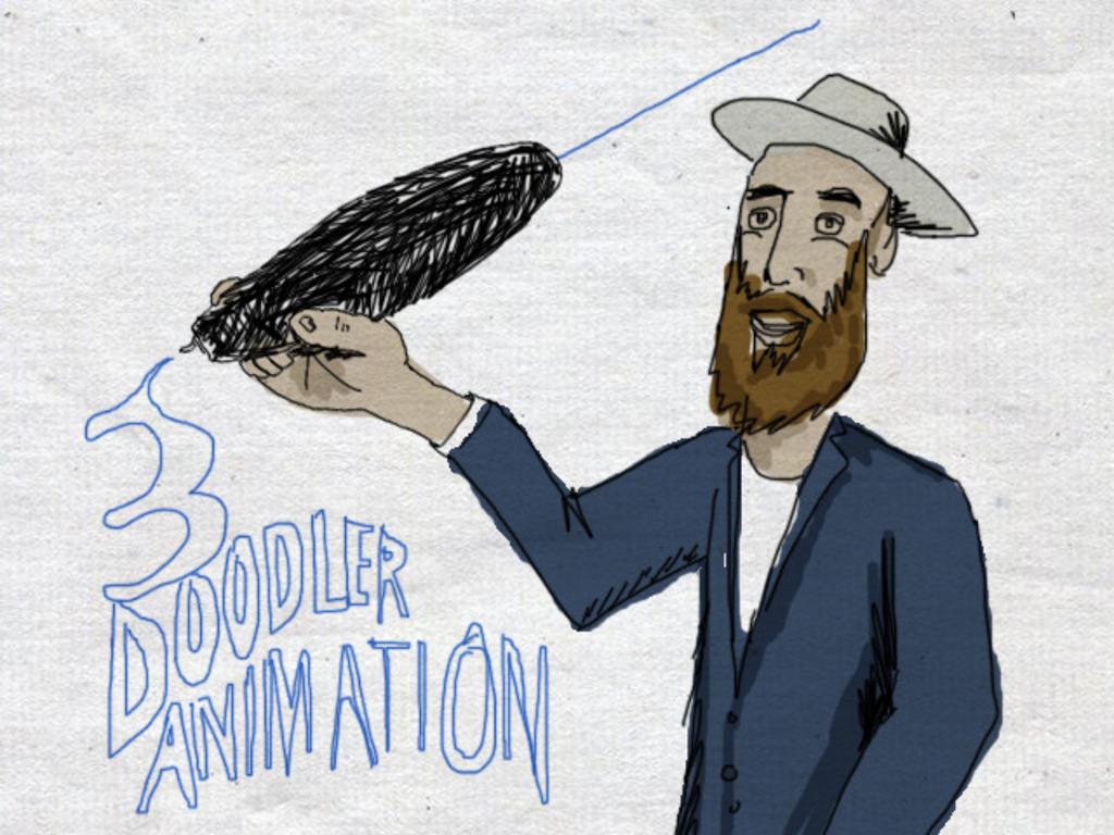 3 Dood 3Doodler Animation's video poster