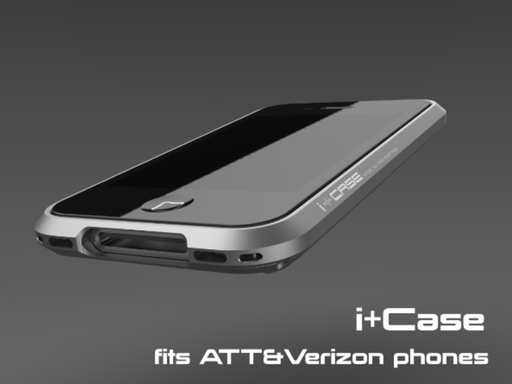 i+Case // Fits iPhone 4 and iPhone 4S's video poster