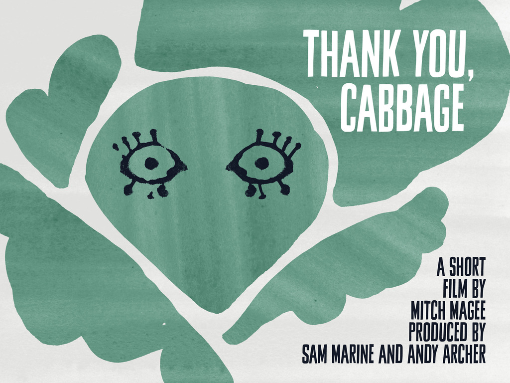 Thank You, Cabbage's video poster