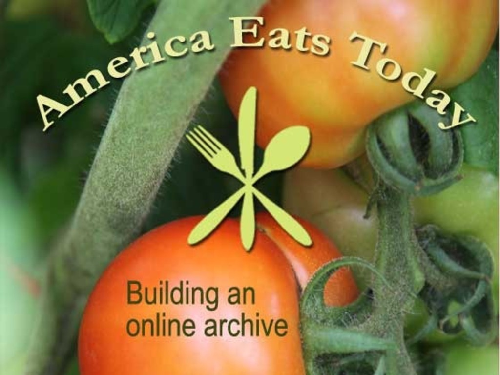 America Eats Online Archive's video poster