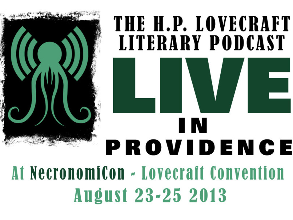 HPPodcraft - Live in Providence!'s video poster