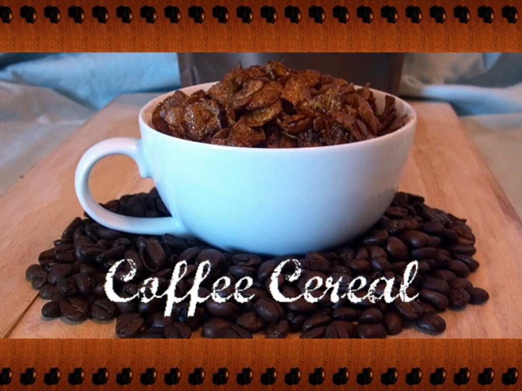 Coffee Cereal: The Caffeinated Breakfast Cereal's video poster