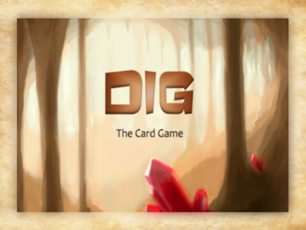DIG: the Card Game's video poster
