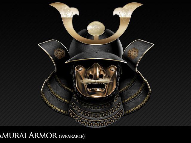 Samurai Armor (wearable) by Joel Toussaint — Kickstarter