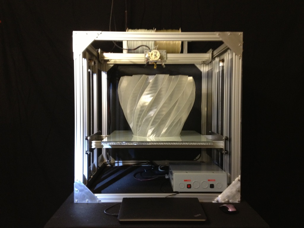 Gigabot 3D Printing: This is Huge!'s video poster