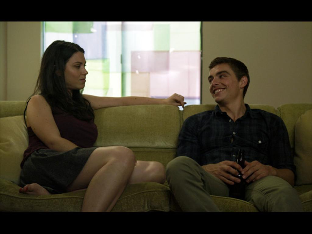 """Would You"" short film w/ Dave Franco & Chris Mintz-Plasse's video poster"