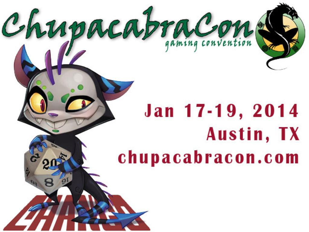 ChupacabraCon's video poster