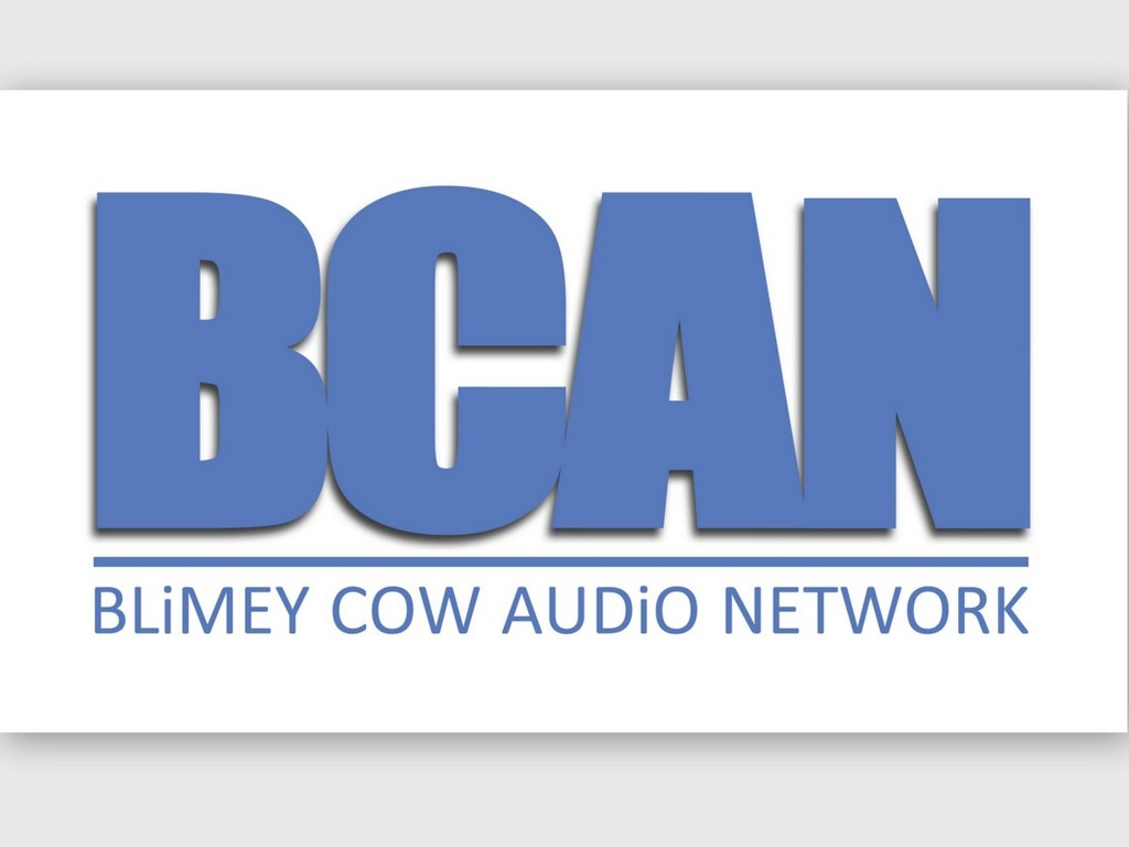 The Official Blimey Cow Audio Network's video poster