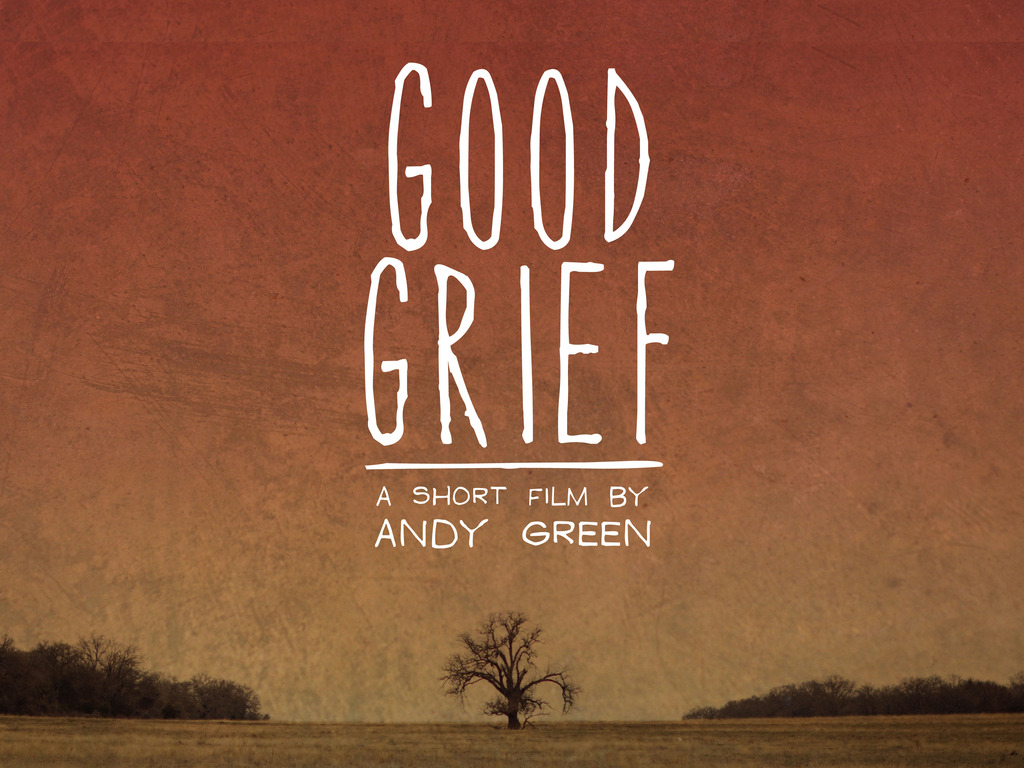Good Grief's video poster