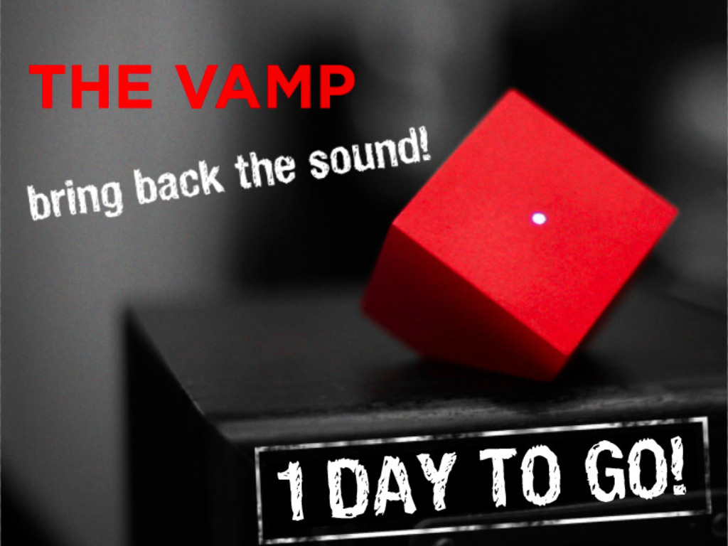 The Vamp - Bring Back the Sound's video poster