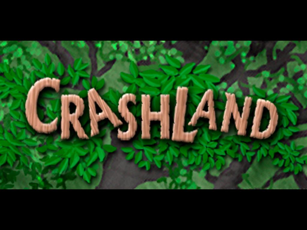 Crashland - Crash the Cars as Gary the Squirrel's video poster