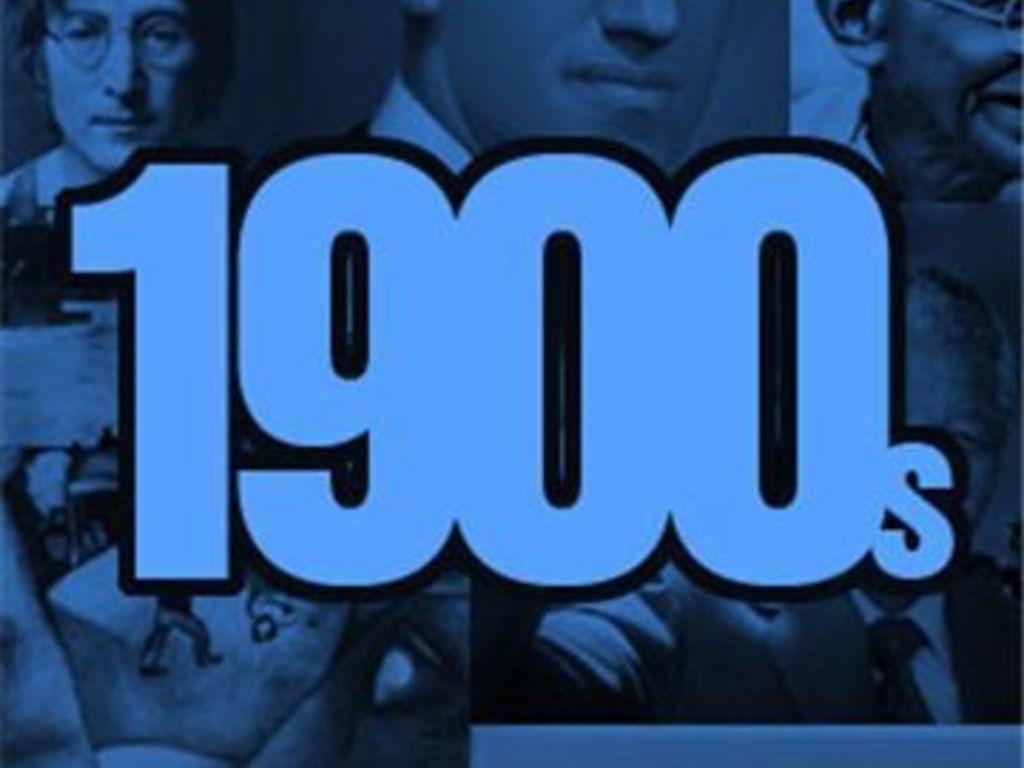 100x100=900 (100 videoartists to tell a century) to be shown's video poster