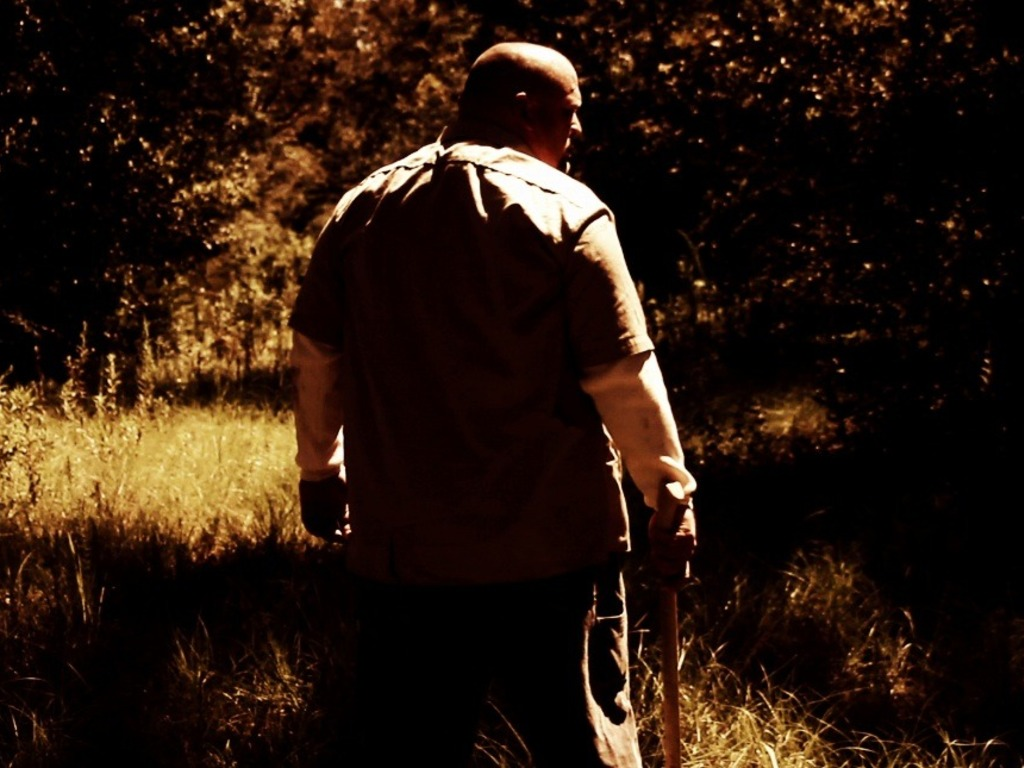 HAYRIDE// Slasher Film starring Richard Tyson's video poster
