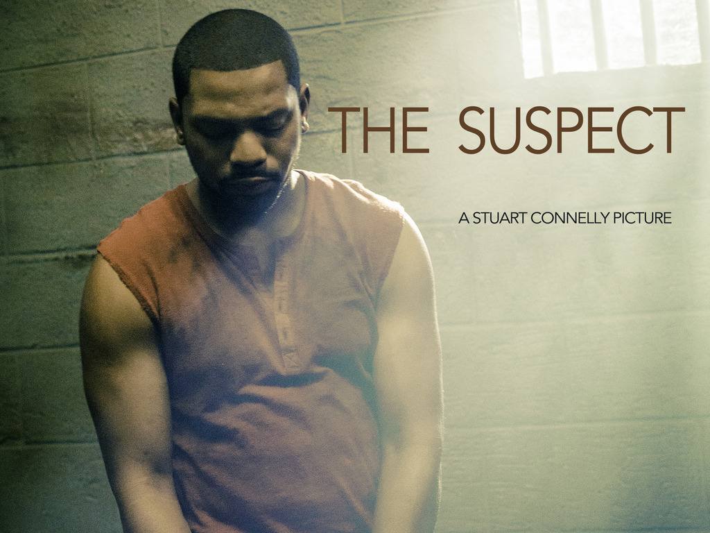 THE SUSPECT | a thriller's video poster