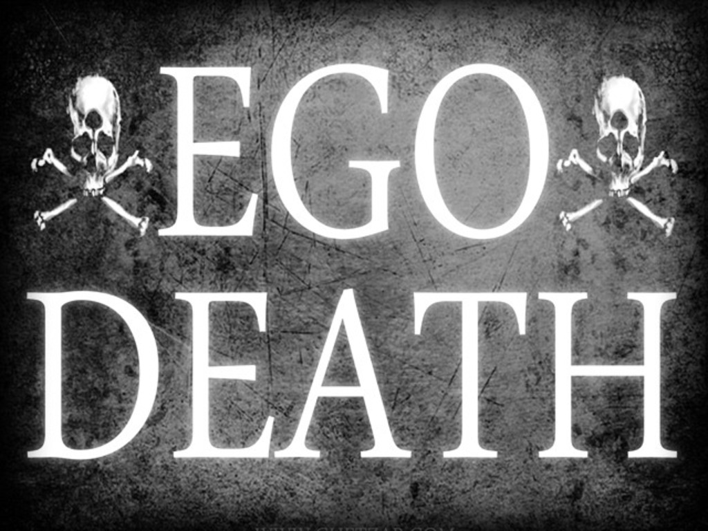 EGO DEATH: a solo show of monstrous paintings's video poster
