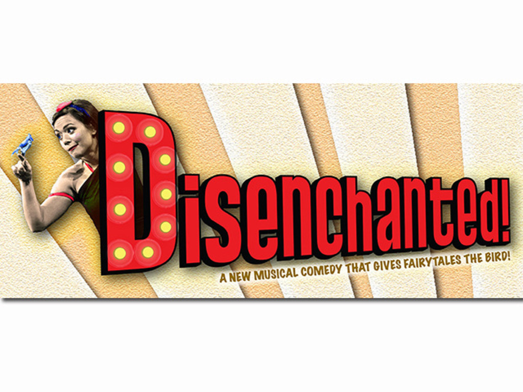 DISENCHANTED: a musical that gives fairytales the bird!'s video poster