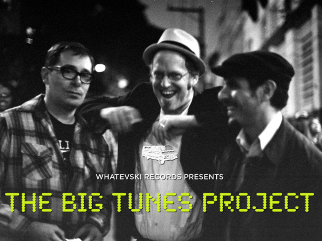 Whatevski + The Slackers: The Big Tunes Project's video poster