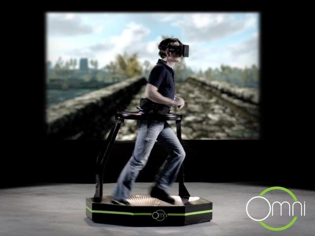 Omni to change the way gamers step into games