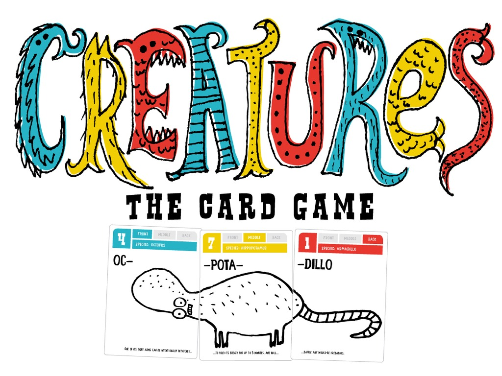 CREATURES - the card game.'s video poster