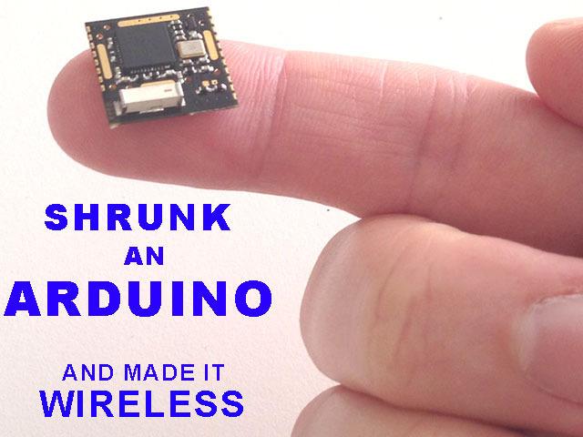 无线多功能电子原型平台